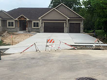 After Driveway #1