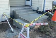 Concrete steps – Racine, WI