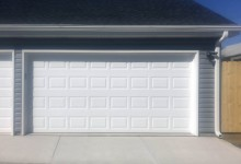 16' x 7' five star insulated garage door
